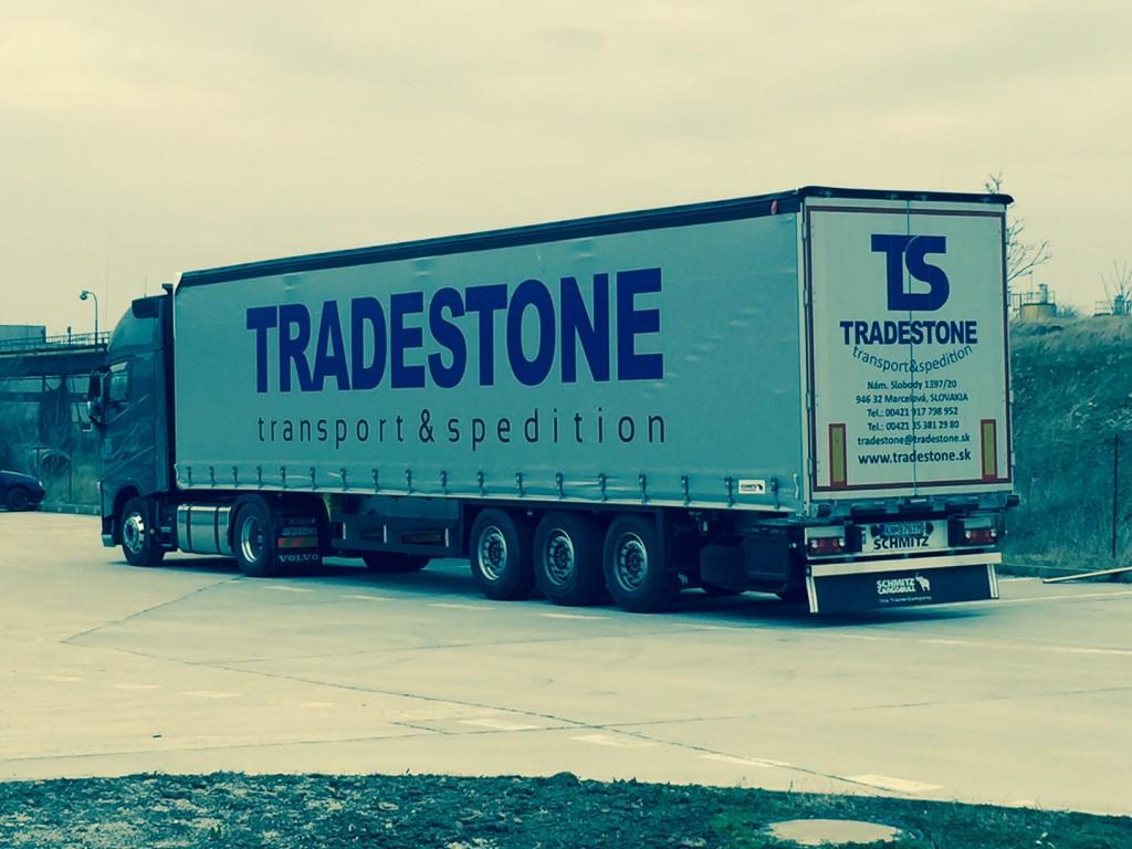 Tradestone - Logistické riešenia, Nórsko, Švédsko, Škandinávia